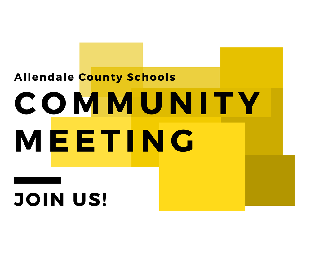 ACS November Community Meeting