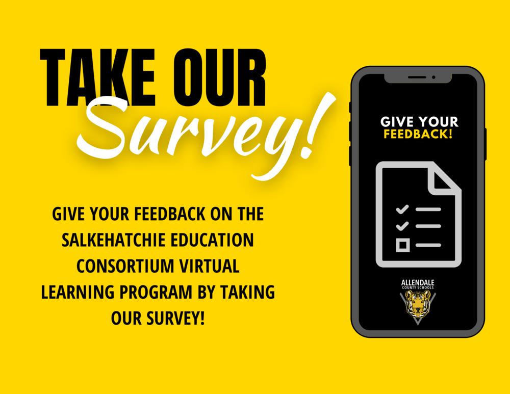 Survey: Salkehatchie Education Consortium Virtual Learning Program