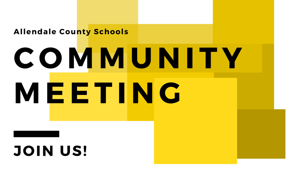 ACS October Community Meeting