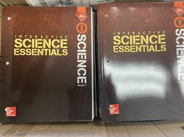 7th Grade Science Workbook Pick-up