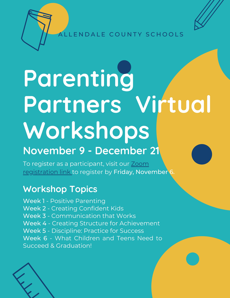 Parenting Partners Workshops