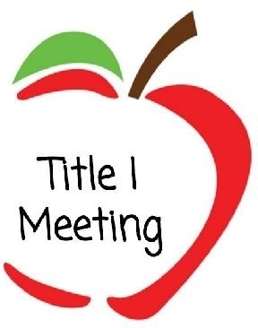 Title One Meeting - Friday, December 11, 2020 @ 1:30 p.m.