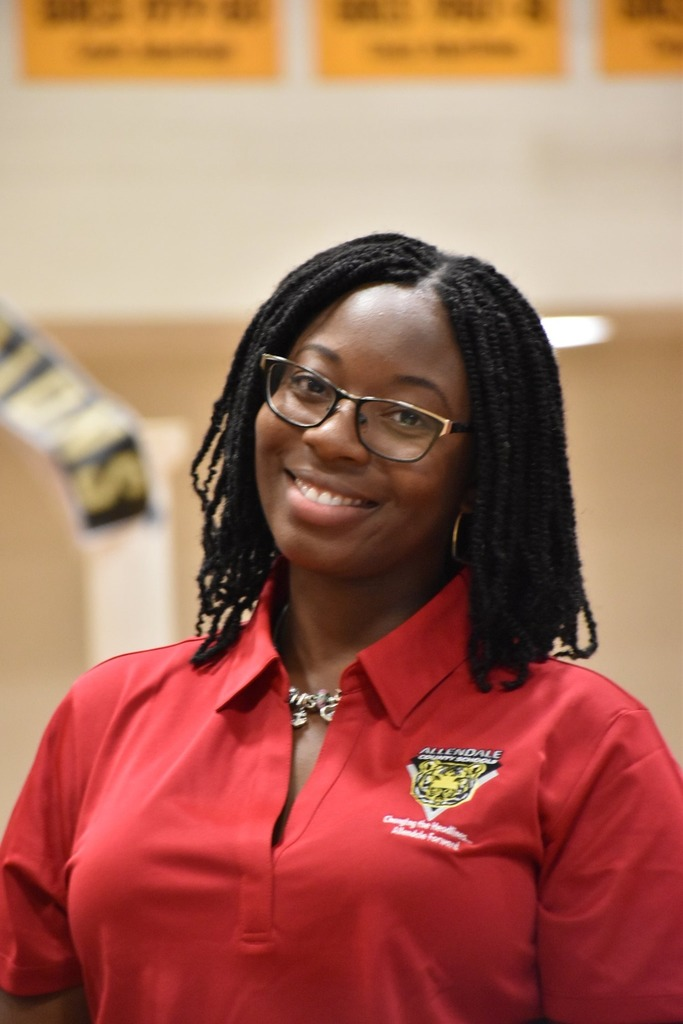 Shirlette Washington 2019-2020 District Teacher of the Year