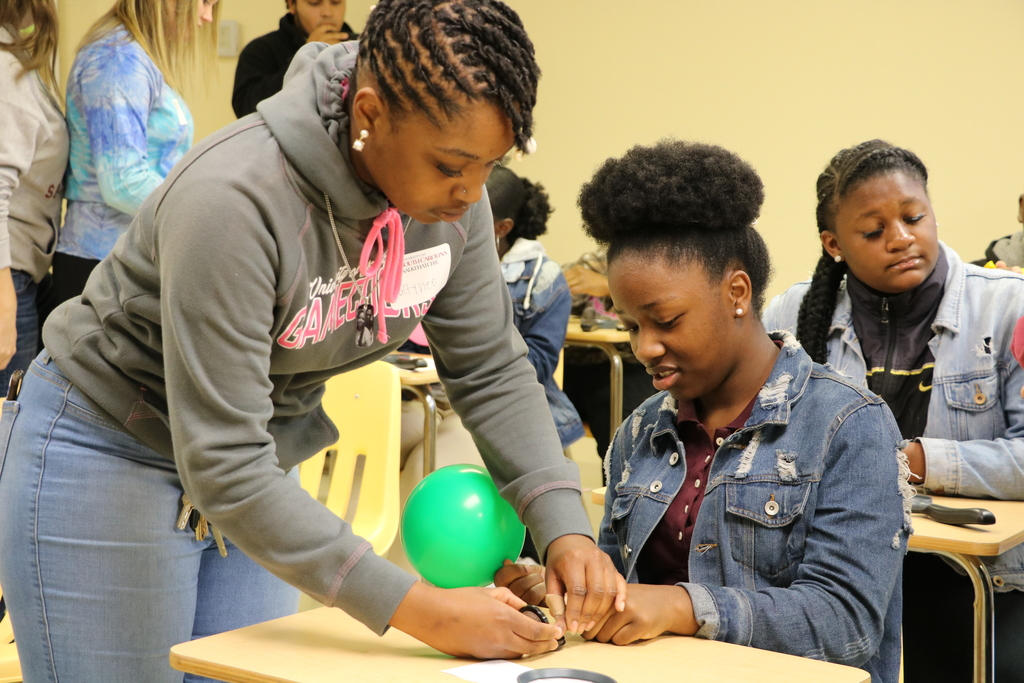 USC Salkehatchie STEM Day