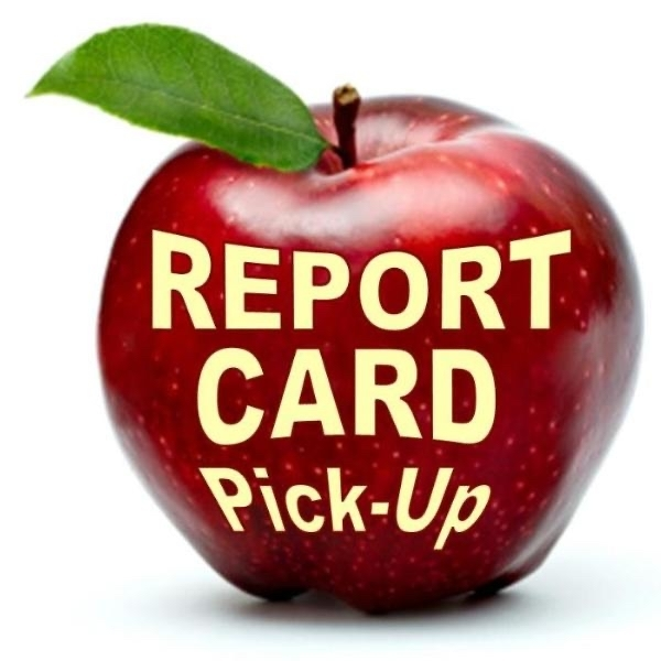 Report card pick up 10/23/2019 @ 4:00 p.m. - 6:30 p.m.