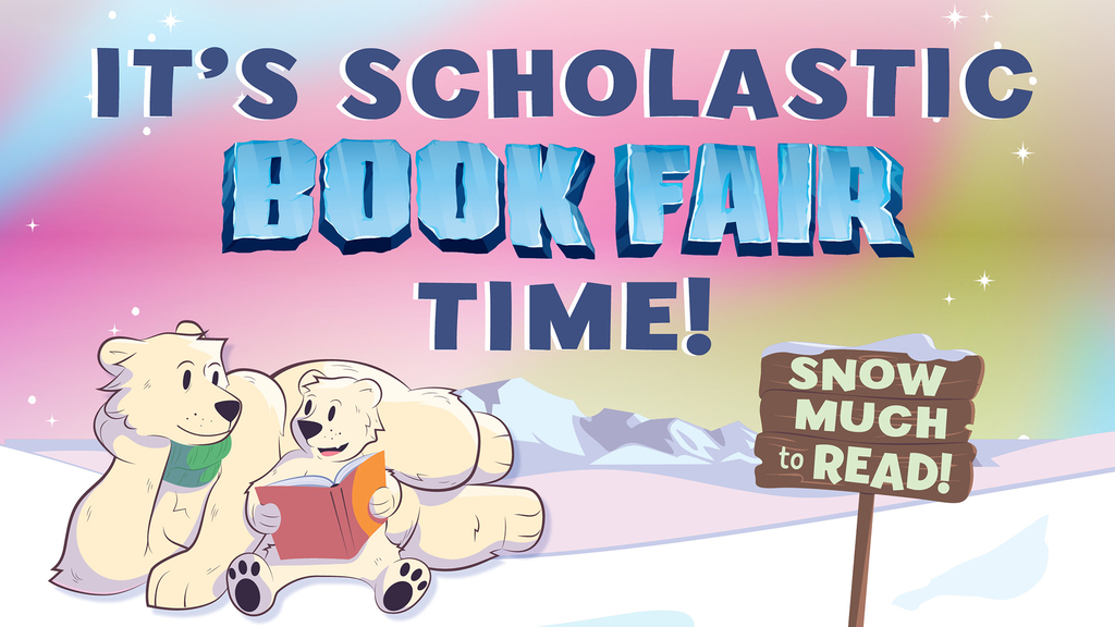 F.E.S Book Fair - November 4th - 8th!