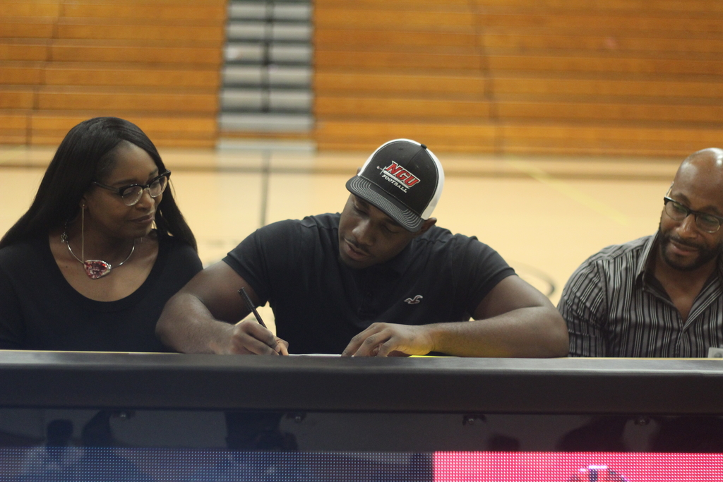 Javarius Youmans to North Greenville University