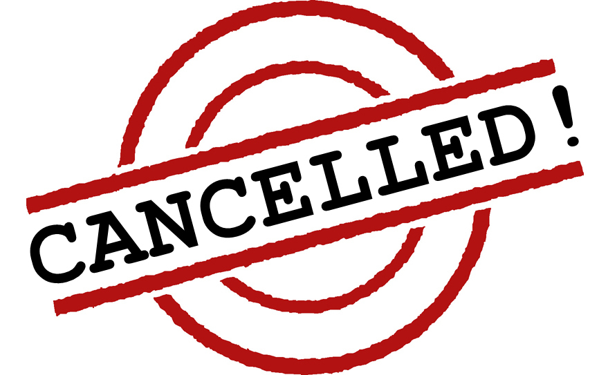 District Wide Assembly has been cancelled for Monday, March 16, 2020!